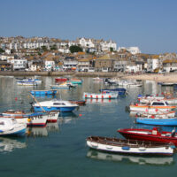 Holiday at St. Ives in Cornwall