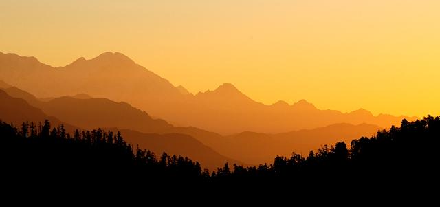 Himalayan View