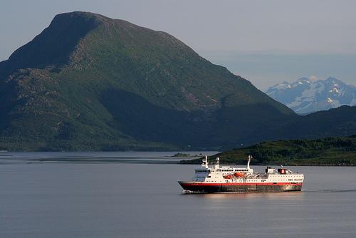Cruising Norwegian Fjords