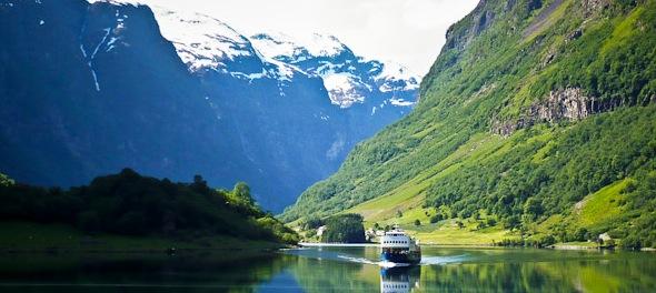 Bakka Naeroyfjord