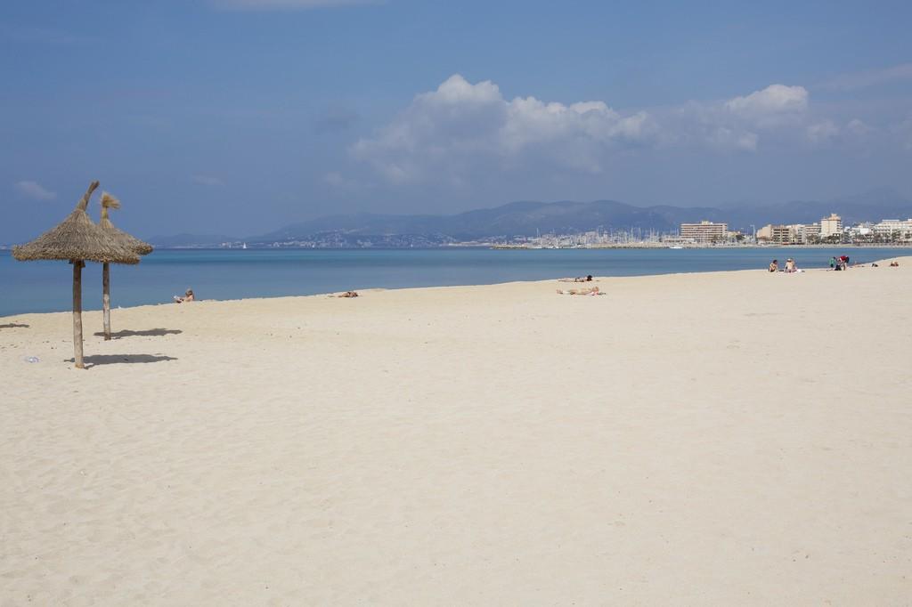Playa de Palma Majorca