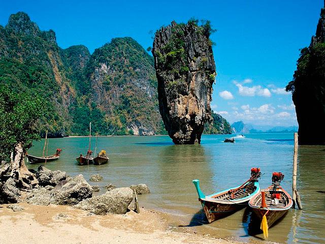 Phang Nga Bay - Visit Thailand