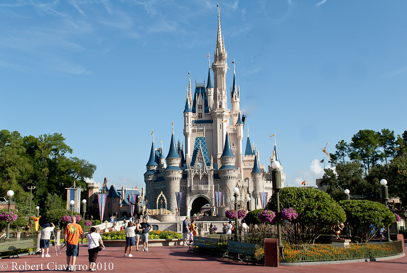 3 Orlando Florida Family Attractions To See - Disney World Orlando, Florida