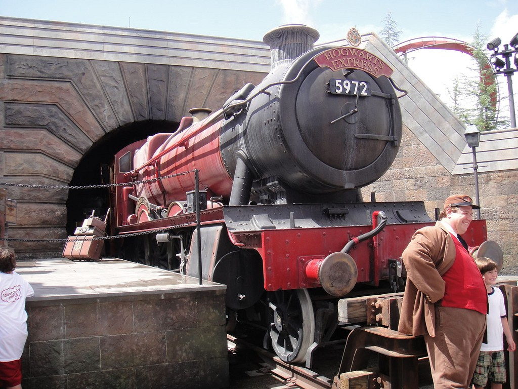 Wizarding World of Harry Potter - Hogwarts Express