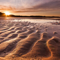 Cool Surfing Beaches in Northumberland
