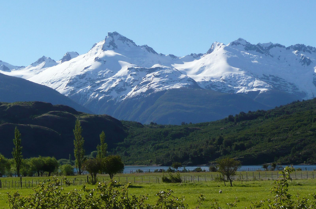 Patagonia Photography Holidays - Snow capped mountains