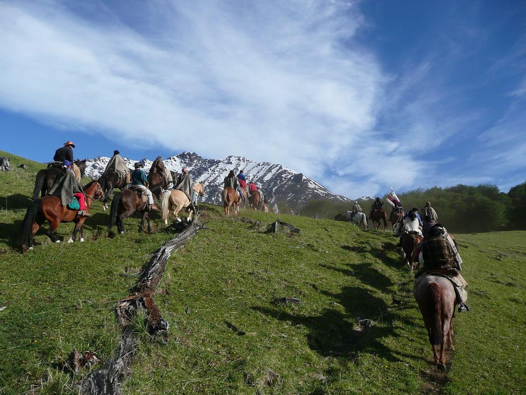 Patagonia - trekking