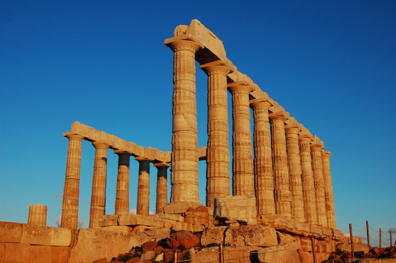 A Villa Holiday In Greece - Temple of Poseidon