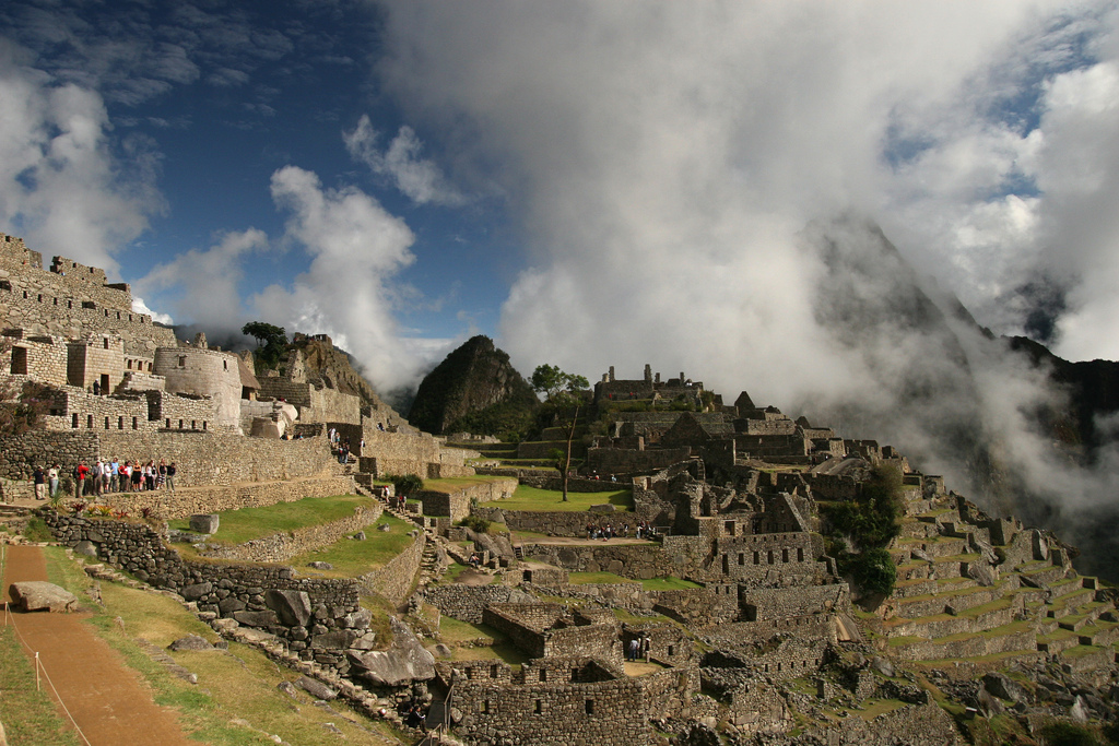 Adventure holidays in Peru - Machu Picchu