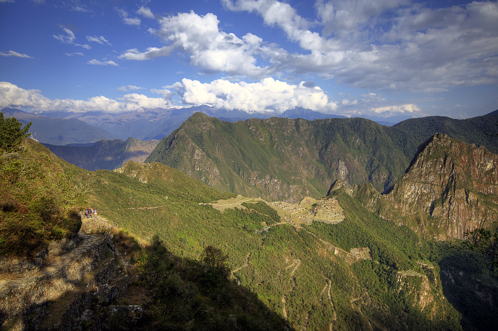 Machu Picchu Views - Trekking Holidays