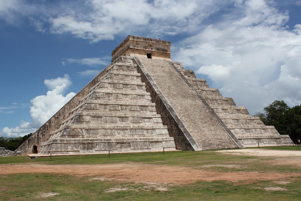 Chichen Itza, El Castillo