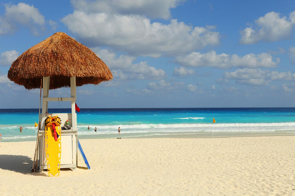 The best places for families on holiday in Cancun