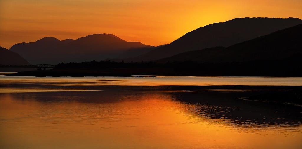 Loch Leven, Ballachulish, Scotland