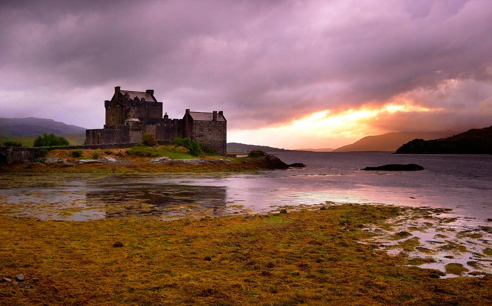 castle Eilean Donan - Scotland